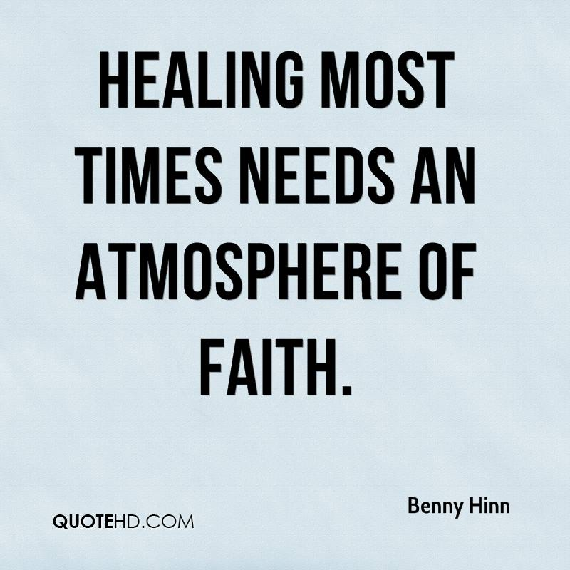 Healing Quotes healing most times needs an atmosphere