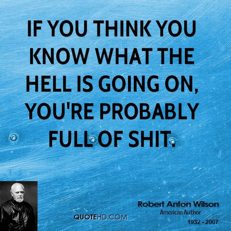 Hell Sayings if you think you know what