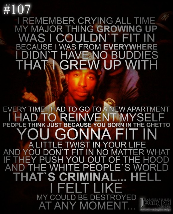 Hood Quotes i remember crying all time my major thing