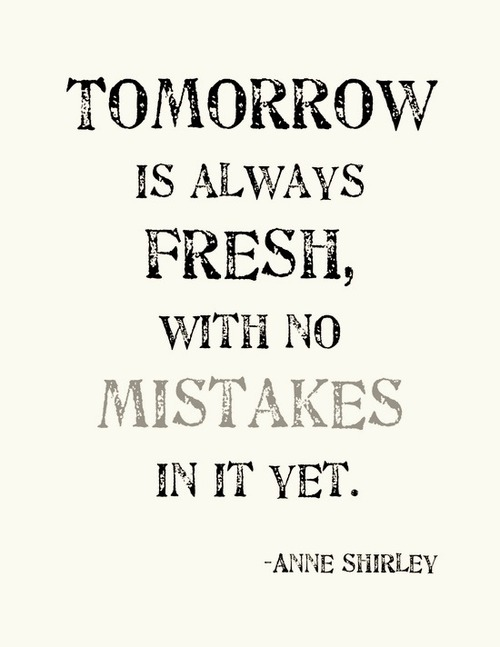 Hope Quotes tomorrow is always fresh