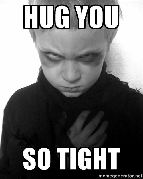 Hug Memes Hug you so tight