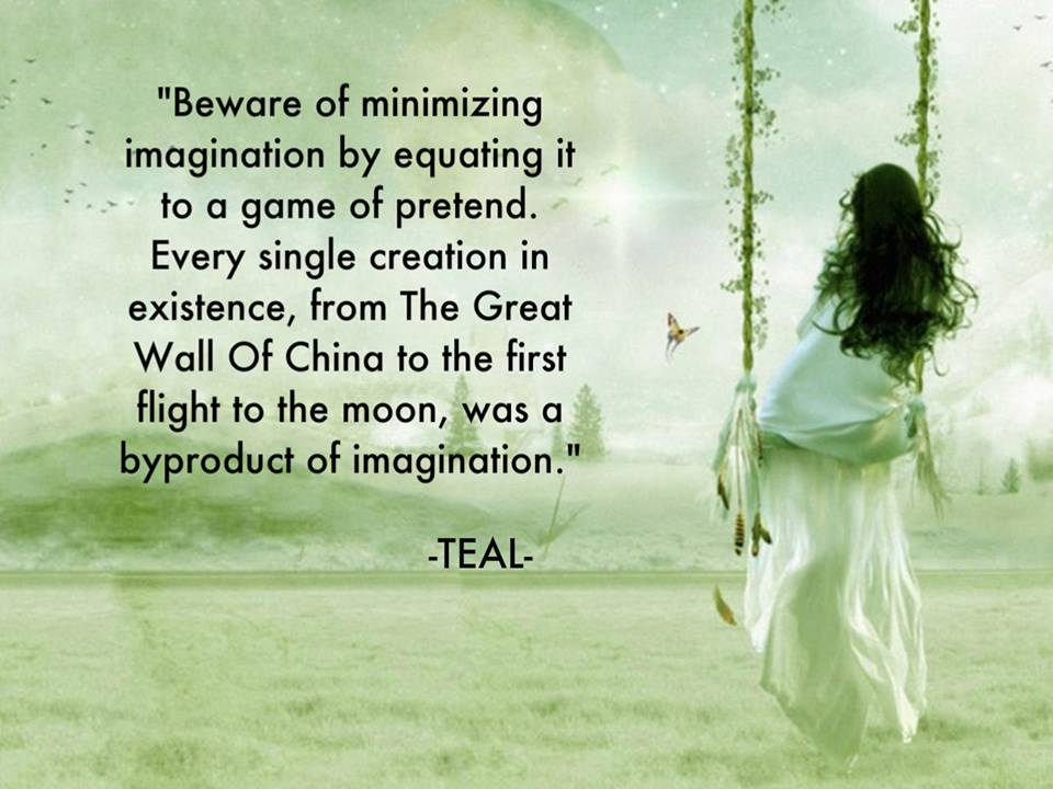 Imagination Quotes beware of minimizing imagination by equating it to a game of pretend