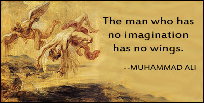 Imagination Quotes the man who has no imagination has no wings