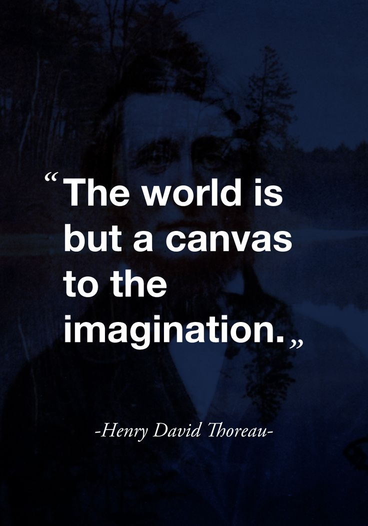 Imagination Quotes the world is but a canvas to the imagination