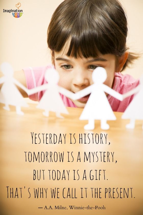 Imagination Quotes yesterday is history tomorrow is a mystery but today is a gift that's why we call it the present