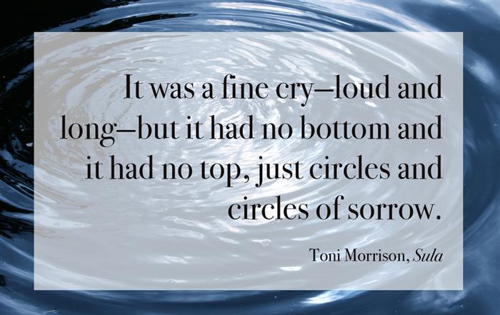Literary Quotes it was a fine cry loud and long
