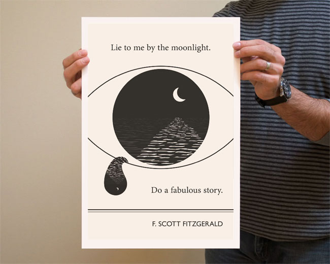 Literary Quotes lie to me by the moonlight do a fabulous story