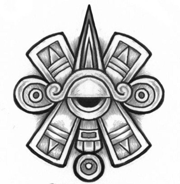 Maori Aztec Tattoo For Boys