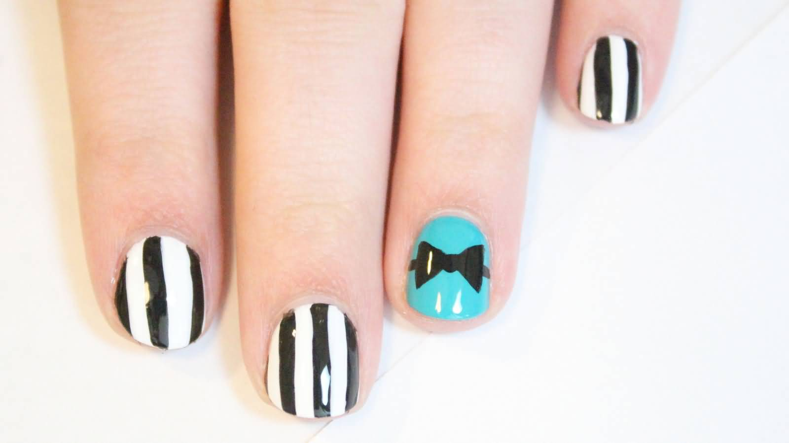 Mind Blowing Bow Nails