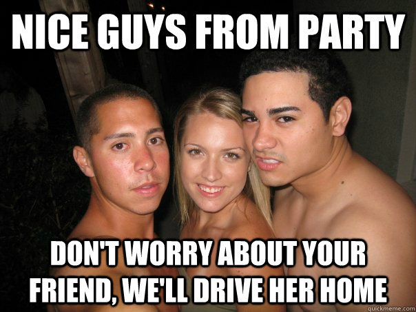 Party Memes Nice guy from party don't worry