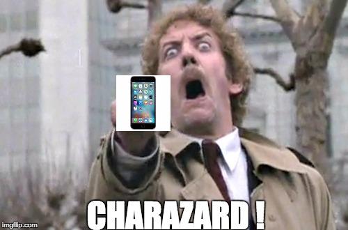 Pokemon Go Meme Charazard !