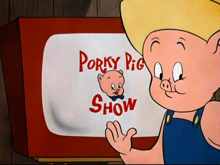 Porky Pig Quotes porky pig show