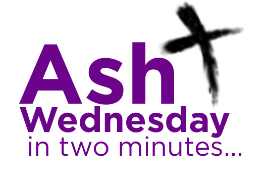 Remember Ash Wednesday