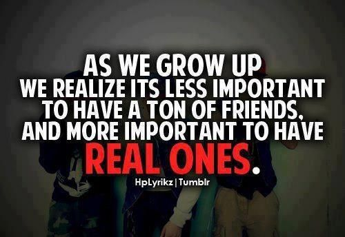 Ride or Die Quotes as we grow up we realize its less important to have a ton of friends