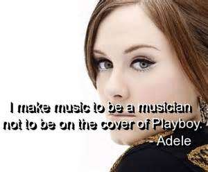Singer Quotes i make music to be a musician