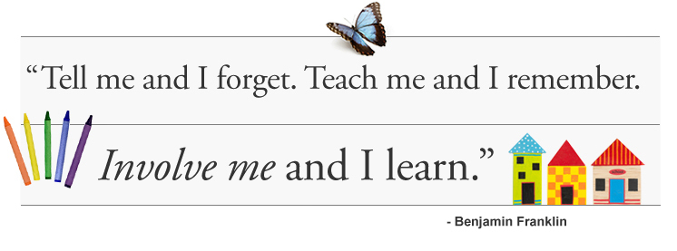 Teach Quotes tell me and i forget teach me and i remember involve me