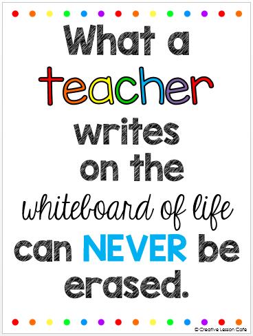 Teacher Quotes what a teacher writes on the whitebeard of life