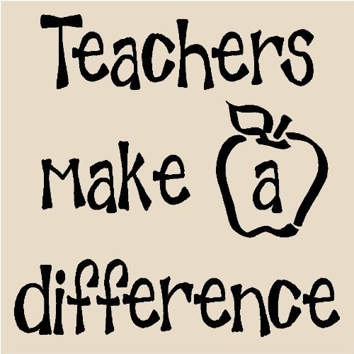 Teacher Sayings teachers make difference