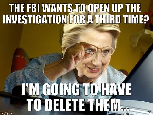 The Fbi Wants To Open Up The Investigation For A Third Time