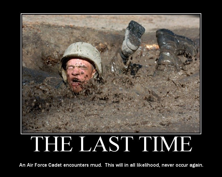 The last time an air force Funny Army Image