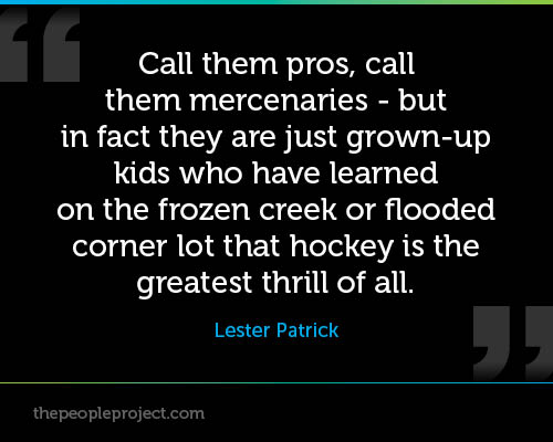 Thrill Quotes call form pros call them mercenaries