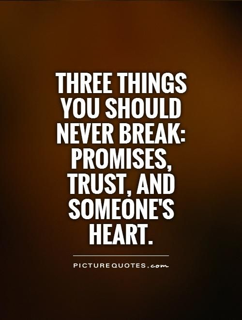 Trust Quotes Sayings 01