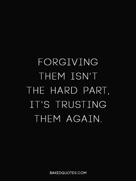 Trust Quotes Sayings 05