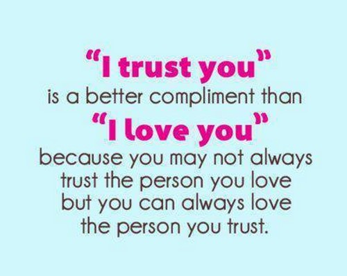 Trust Quotes Sayings 06