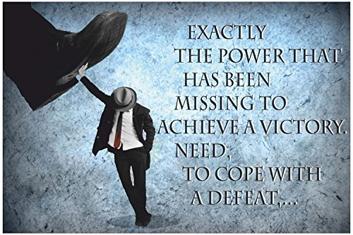 Victory Sayings exactly the power that has been