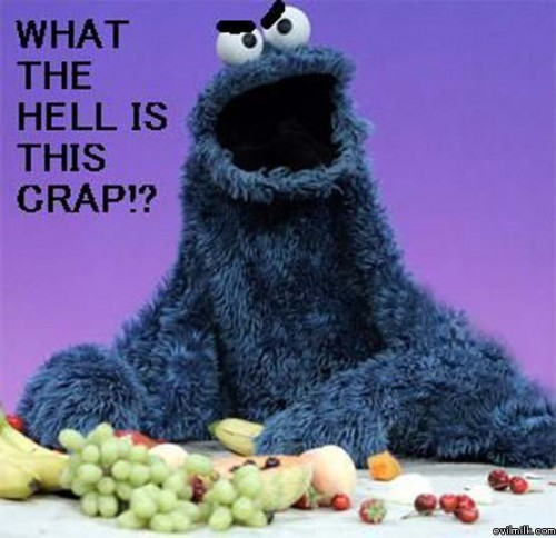 What the hell is this crap Funny Cookie Meme
