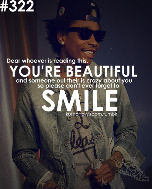 published february 24 2017 at 500 620 in 51 famous wiz khalifa quotes - Wiz Khalifa Quotes