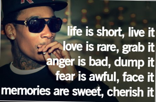 published february 24 2017 at 496 326 in 51 famous wiz khalifa quotes - Wiz Khalifa Quotes