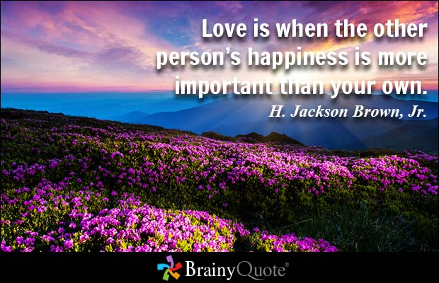 Wonderful Love Quotes
