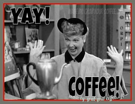 Yet coffee Good Morning Meme