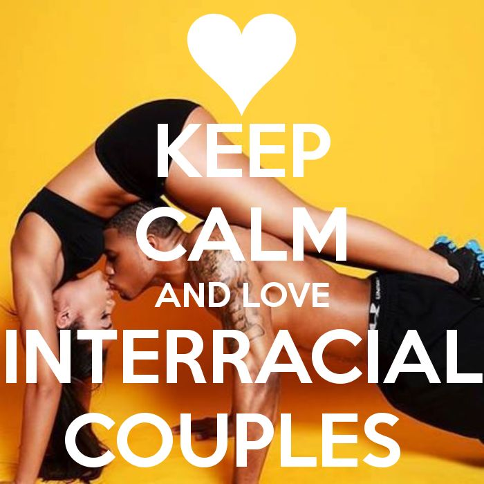 abandonment sayings keep calm and love interracial couples