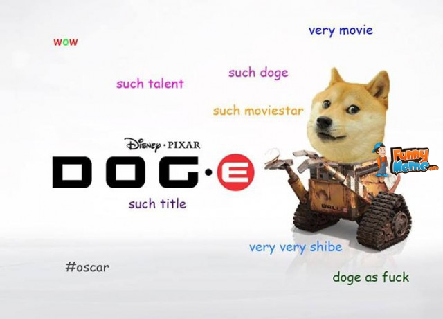 doge meme wow very movie such talent such doge