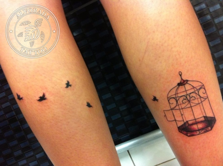 inspiring anxiety tattoos On arm for Girls