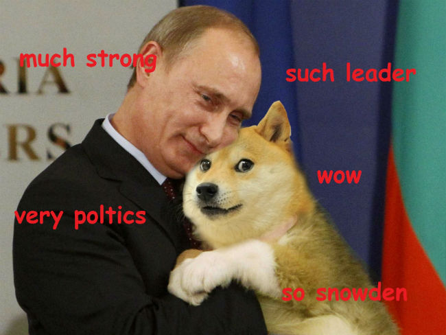 much strong such leader wow very doge meme