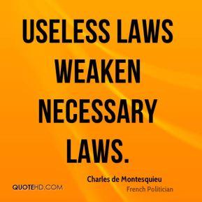 004 Montesquieu Quotes Sayings