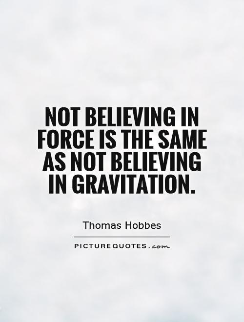005 Thomas Hobbes Quotes