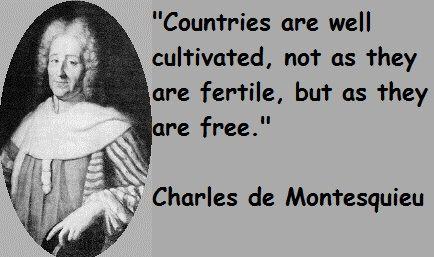 007 Montesquieu Quotes Sayings