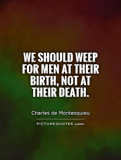 008 Montesquieu Quotes Sayings