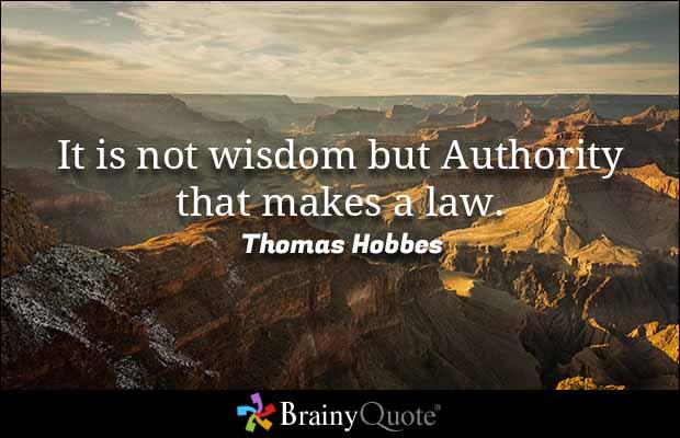 008 Thomas Hobbes Quotes