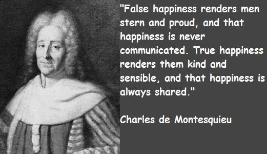 009 Montesquieu Quotes Sayings