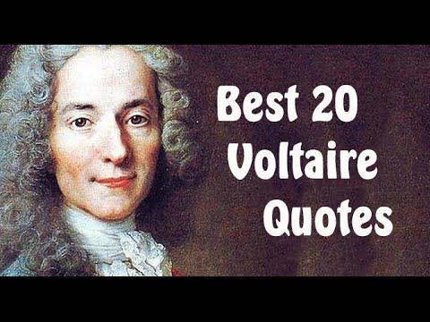 011 Voltaire Quotes