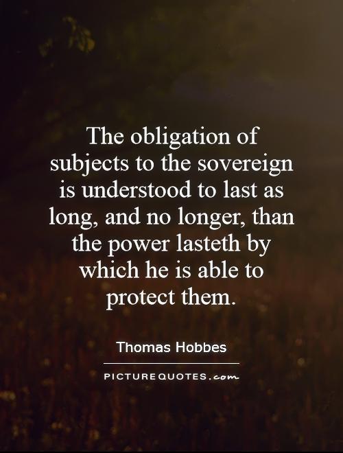 013 Thomas Hobbes Quotes