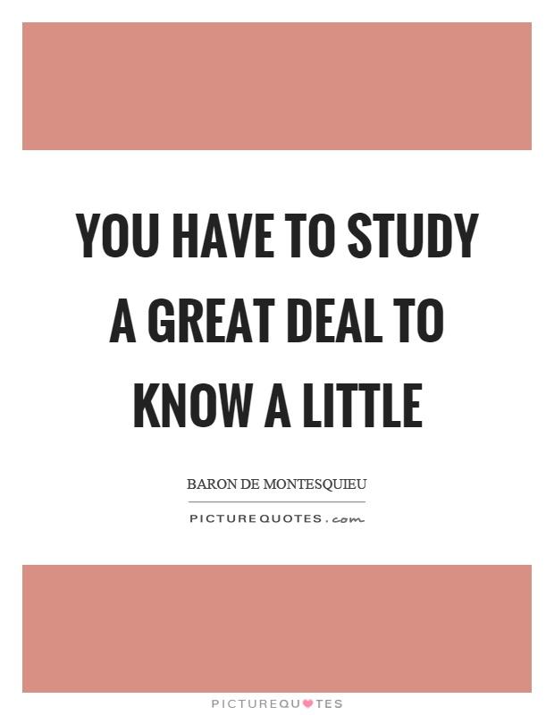 018 Montesquieu Quotes Sayings