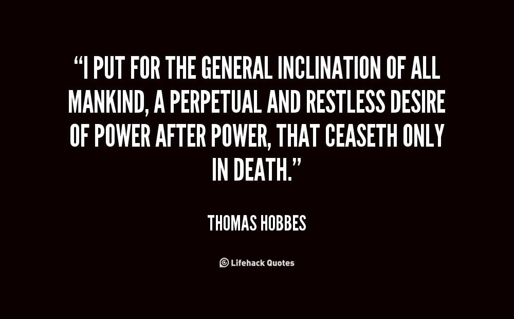019 Thomas Hobbes Quotes