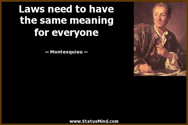 023 Montesquieu Quotes Sayings