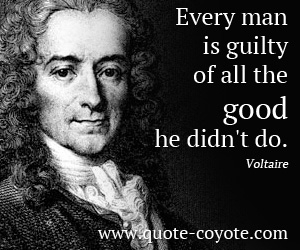 025 Voltaire Quotes